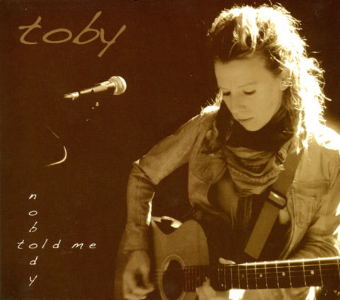 CDs - [cd]   Nobody Told Me