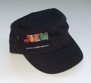 Headwear - [hat] Jah In Every Moment Hat