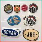 JBT PATCHES PACK