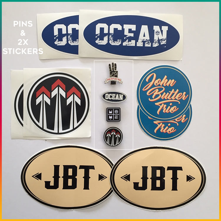 JBT PIN PACK
