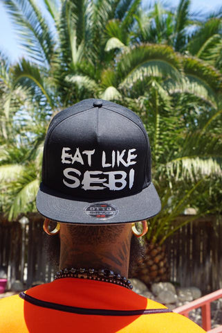Eat Like Sebi Snapback Hat
