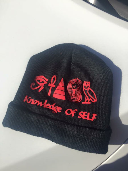 Knowledge Of Self Beanie