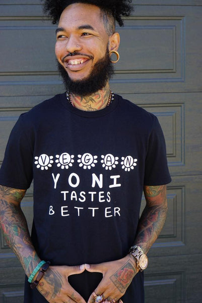 VEGAN Yoni Taste Better T-Shirt