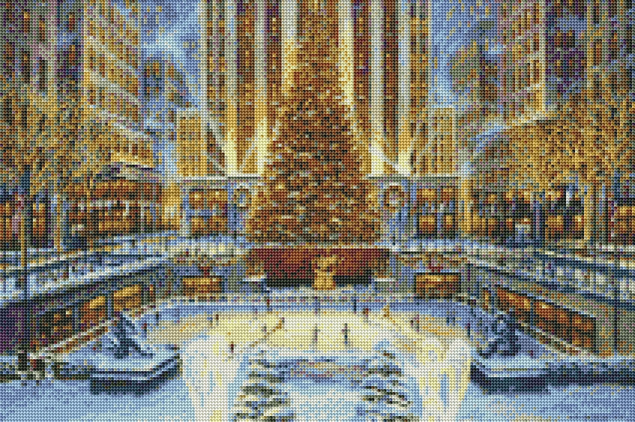 Christmas in the Big City