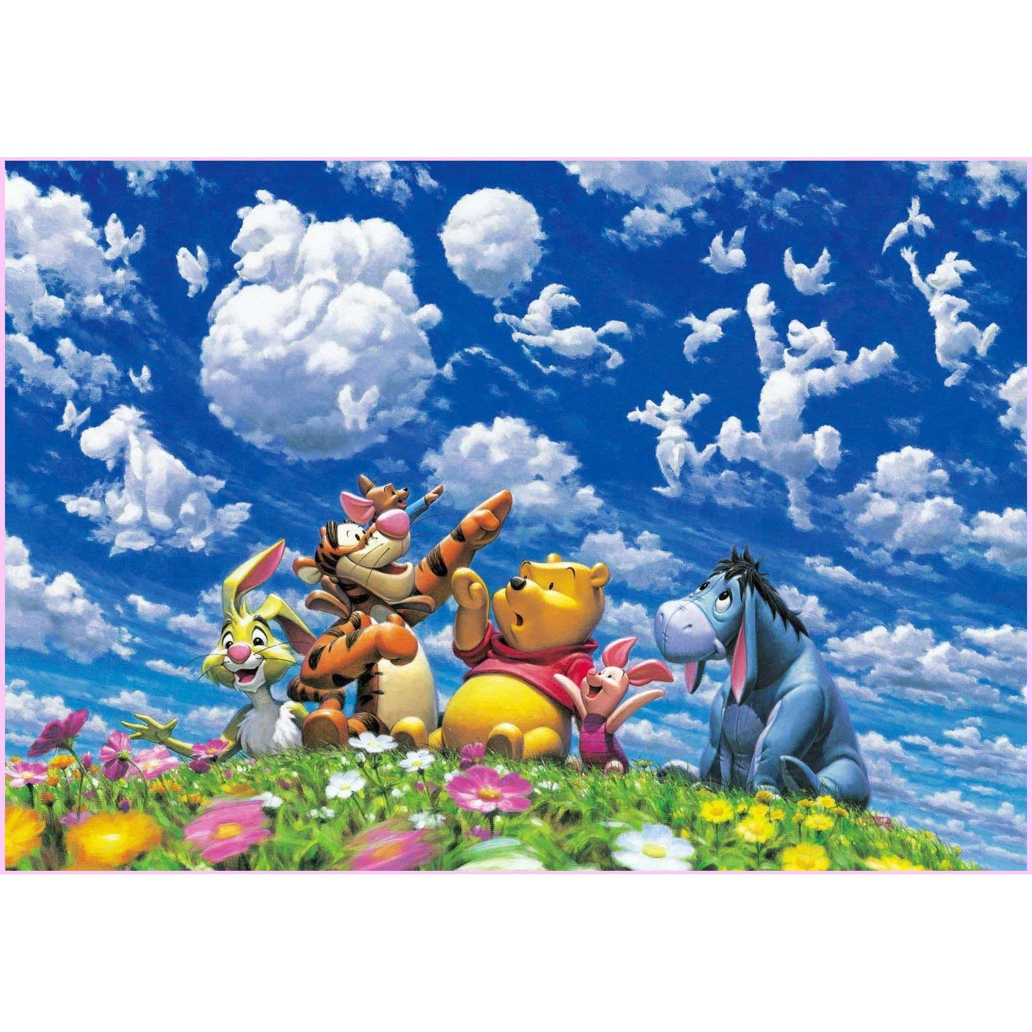 Friends for Life-Diamond Painting Kit USPS-30x40cm (12x16 in)-Square-Heartful Diamonds