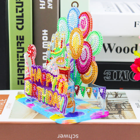 Image of Happy Celebration - 3D Dioramas