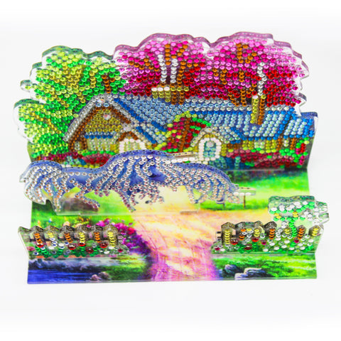 Image of Fairytale Home - 3D Dioramas