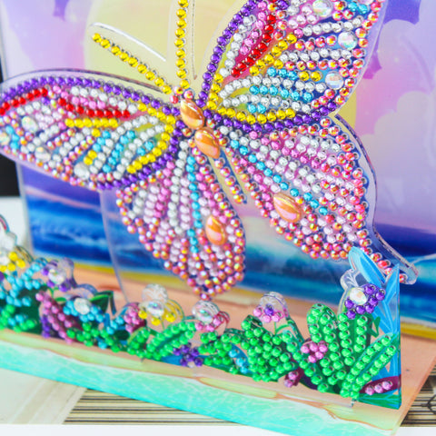 Spring Butterfly - 3D Dioramas