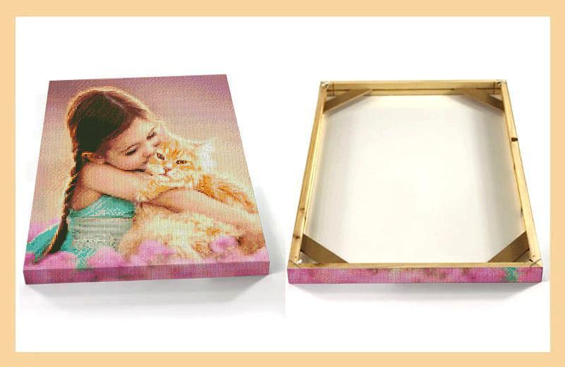 Diamond Painting Canvas Stretchers-Accessories-Heartful Diamonds