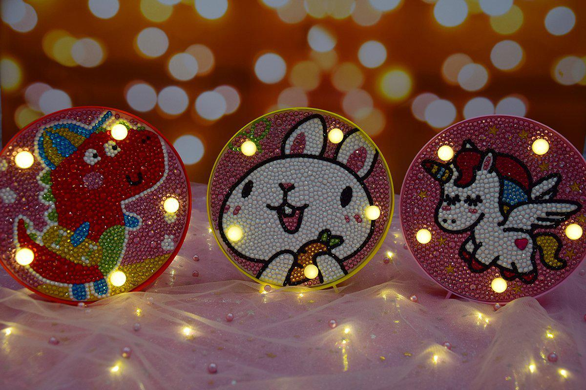 Heart Reindeer-Marquee Light-Heartful Diamonds