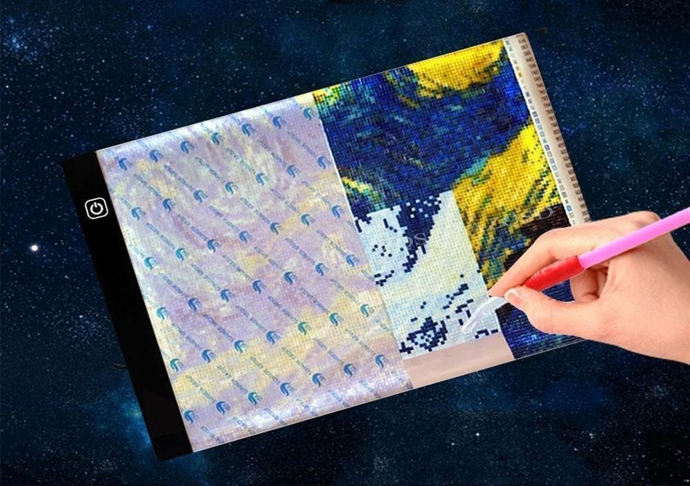 light pad for diamond painting