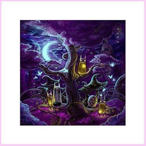 Image of Little Creatures-Diamond Painting Kit-20x20cm (8x8 in)-Square-Heartful Diamonds