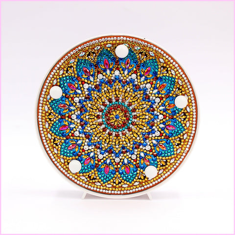 Mandala - Exotic Tan-Marquee Light-Heartful Diamonds