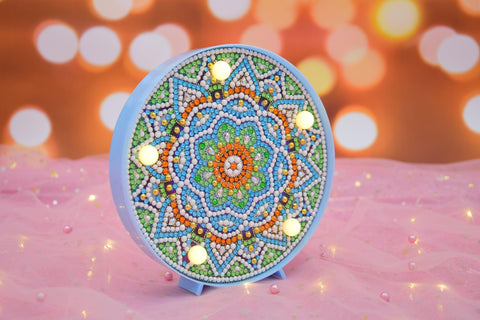 Mandala - Natural Bright-Marquee Light-Heartful Diamonds