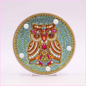 Owl - Wise Icon-Marquee Light-Heartful Diamonds