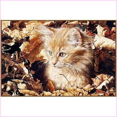 Image of Smitten Kitten - Starter Edition-Starter Kit-Smitten Kittern-20x30cm (8x12 in)-Heartful Diamonds