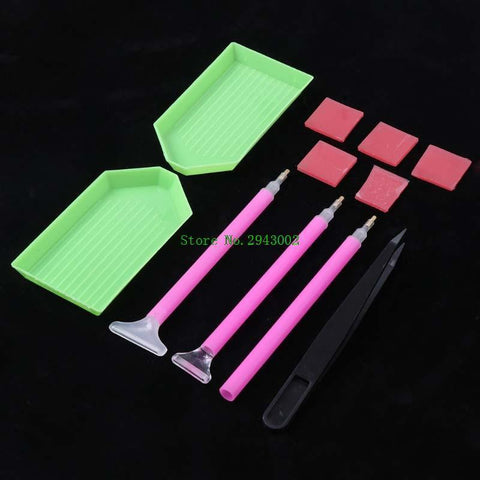Image of Standard Additional Tools Set Replacement Kit-Accessories-Standard Additional Tool Set-Heartful Diamonds