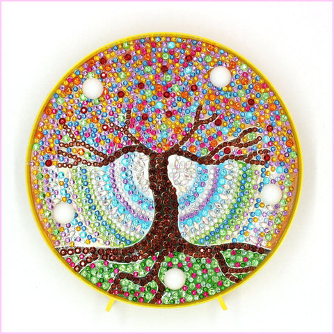 Image of Tree of Life-Marquee Light-Heartful Diamonds