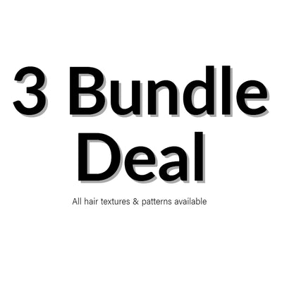 3 Bundle Glam Deal