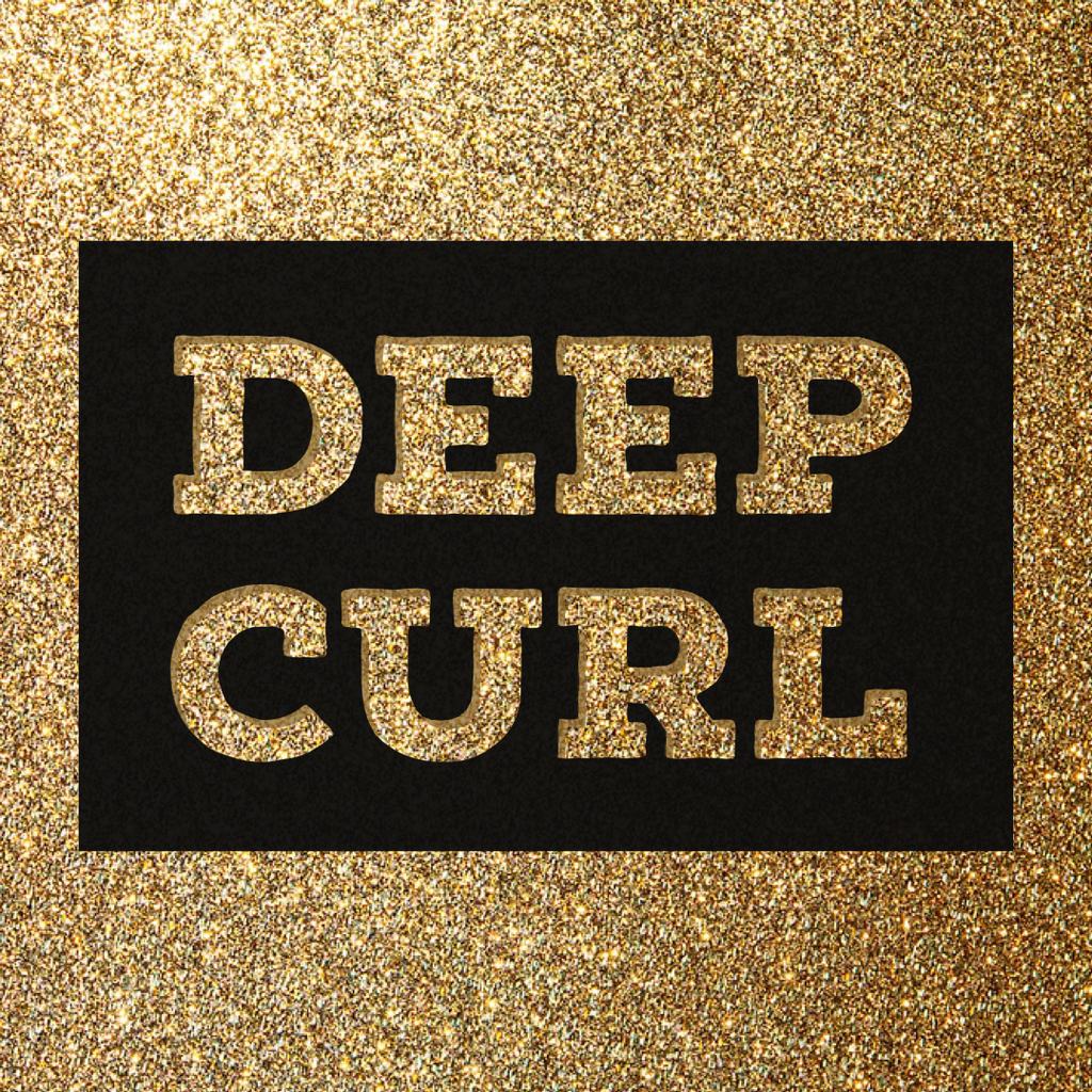 Deep Curl Hair Extensions