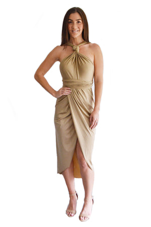 Quick Buy Convertible Draped Tulip