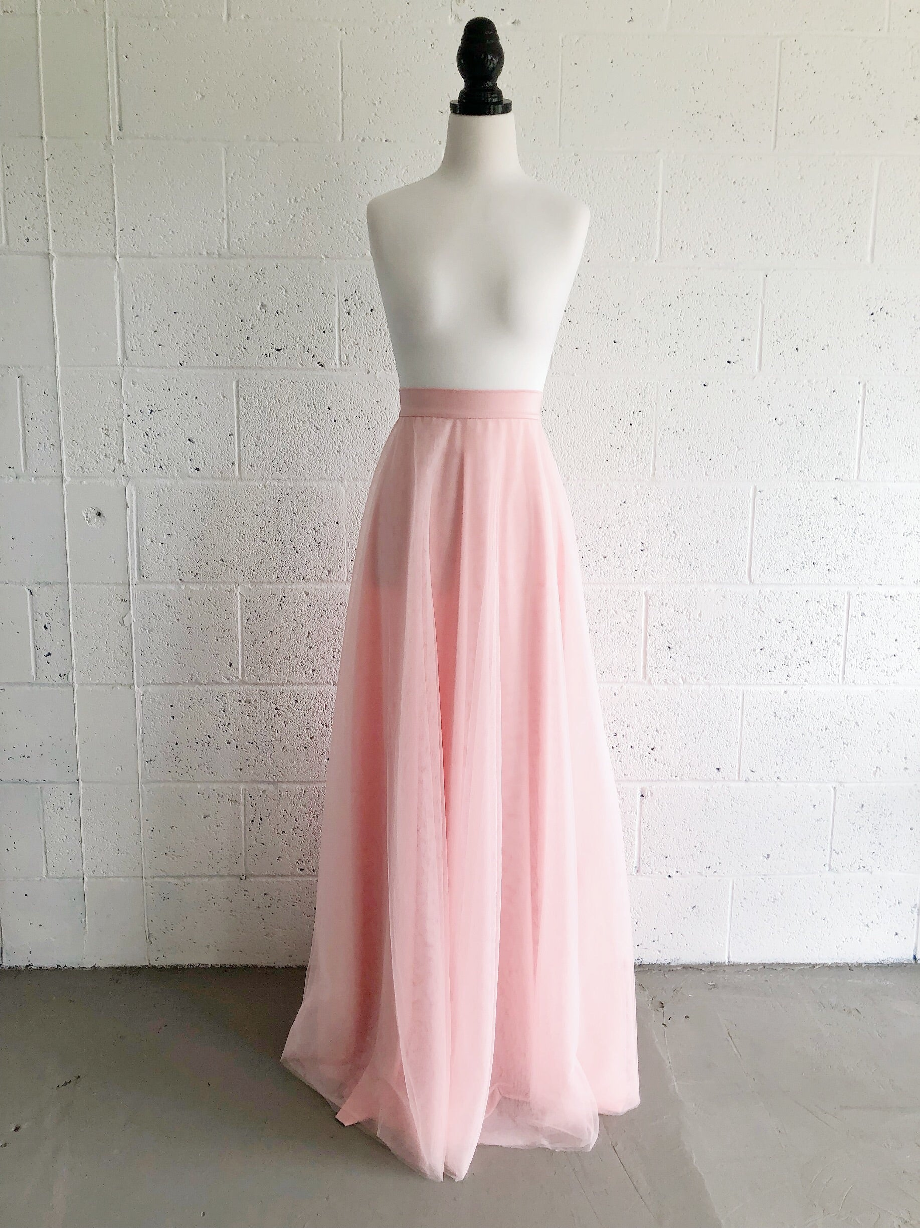 Tulle Skirt - Made by Erika Convertible Collection