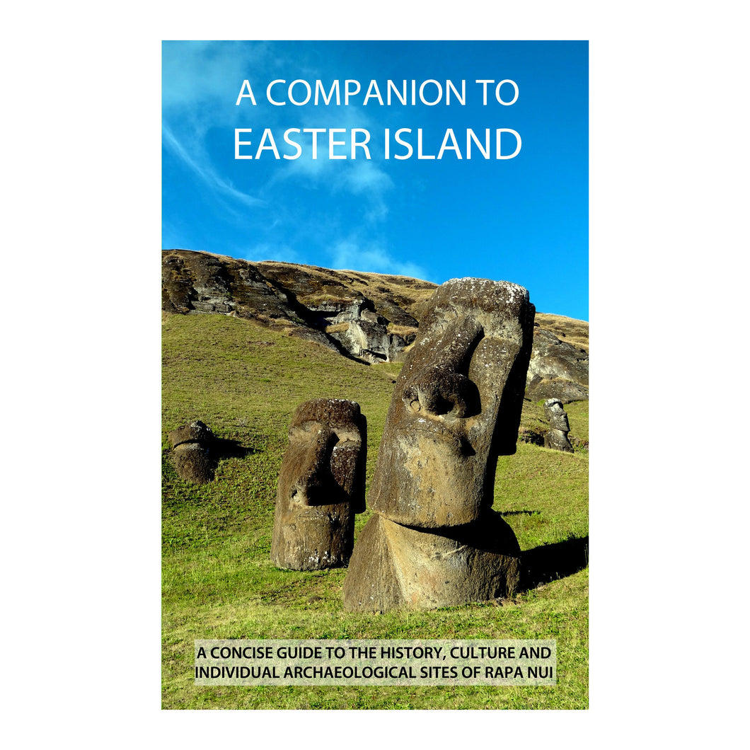Libro A Companion To Easter Island (James Grant-Peterkin)