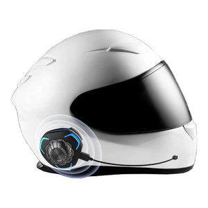 Audífono parlante bluetooth ALOVA AS5 casco moto conducción ósea