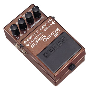BOSS effect pedal Super Octave OC-3