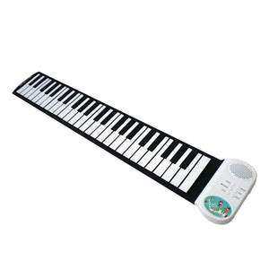 Piano eléctrico flexible ALLEGRO 49 teclas