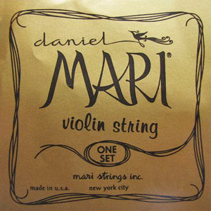 DANIEL MARI violin strings 3/4 set