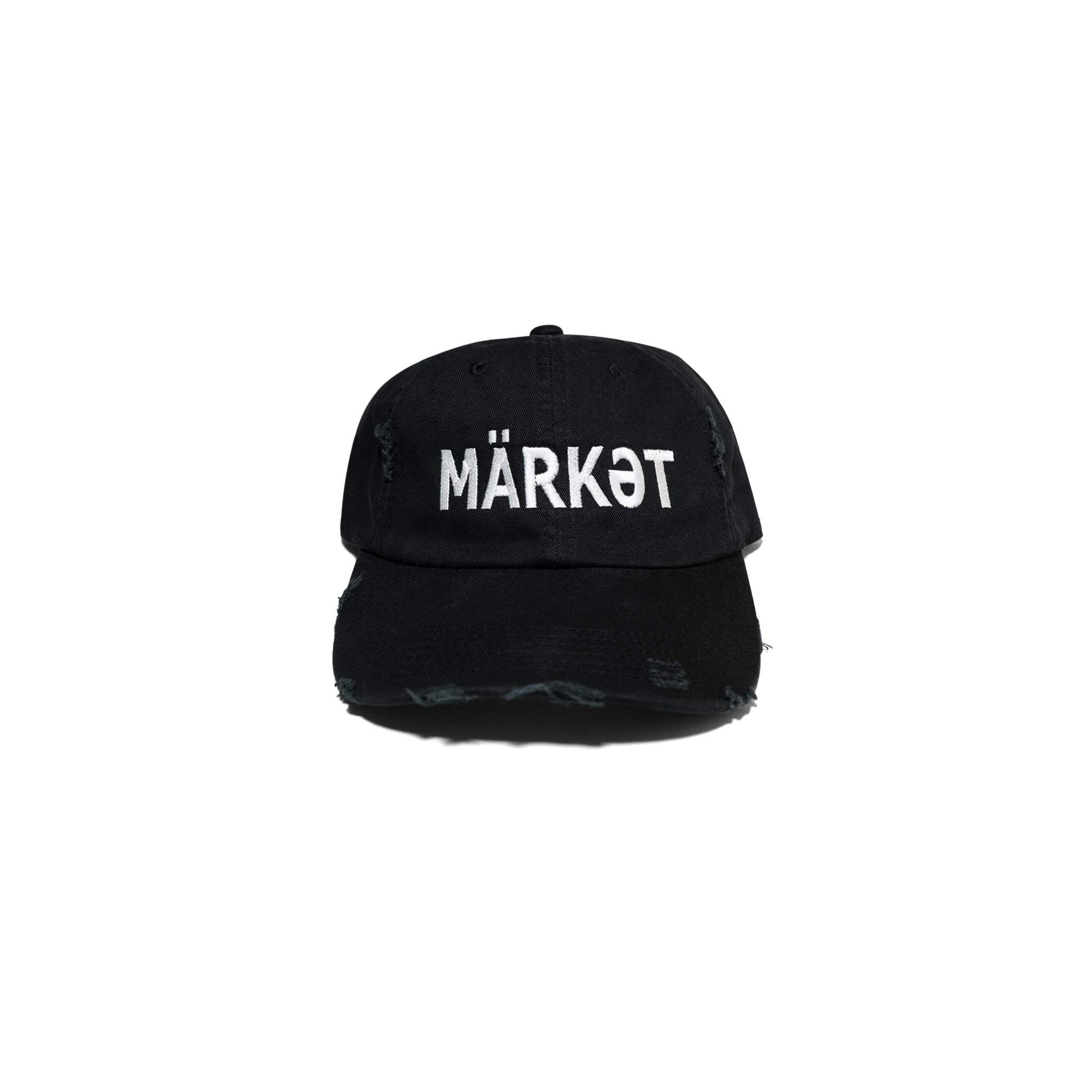 Märkət Distressed Cap
