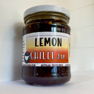 Lemon Chilli Jam