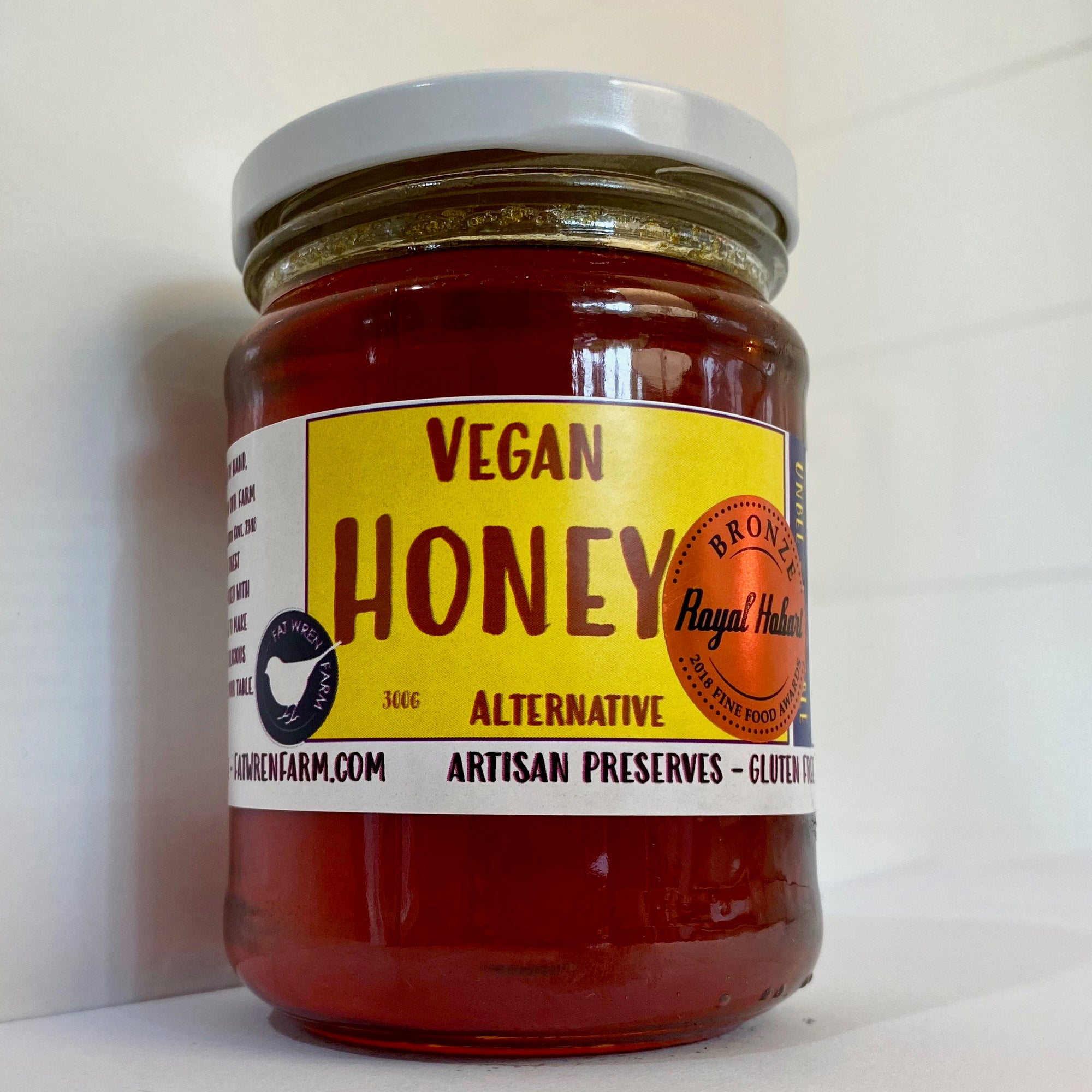 Vegan Honey Alternative