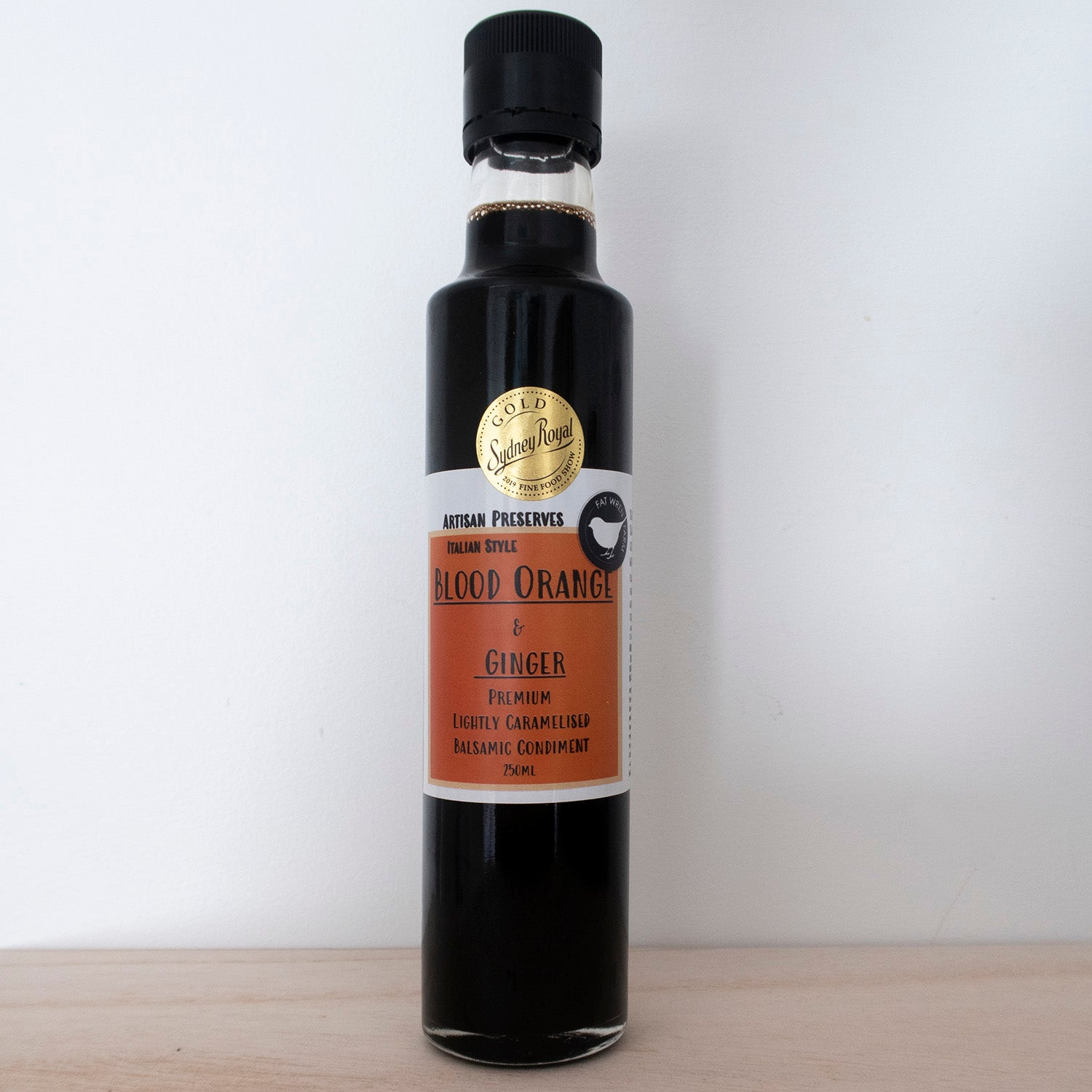 Blood Orange & Ginger Caramelised Balsamic