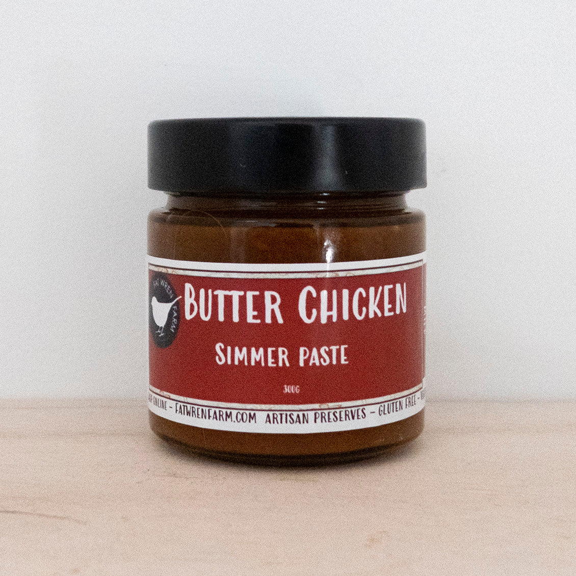 Butter Chicken Curry Simmer Paste