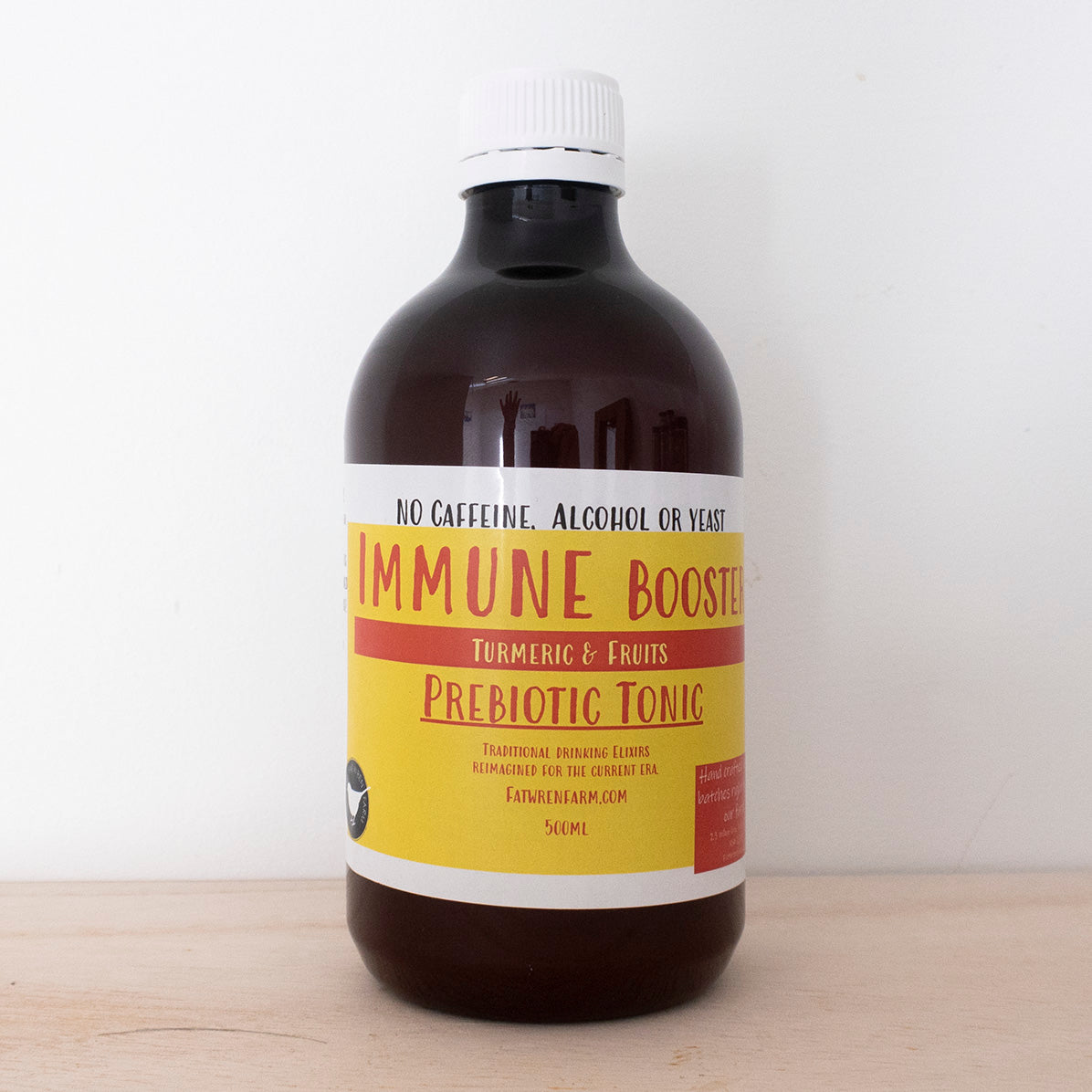 The Immune Booster Prebiotic Tonic