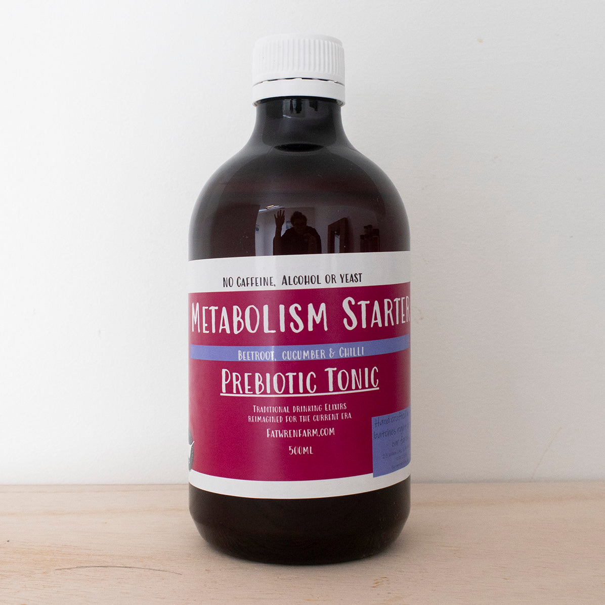 The Metabolism Starter Prebiotic Tonic