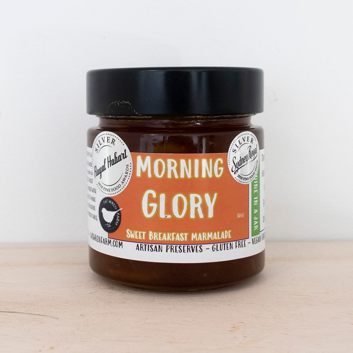 Morning Glory Marmalade