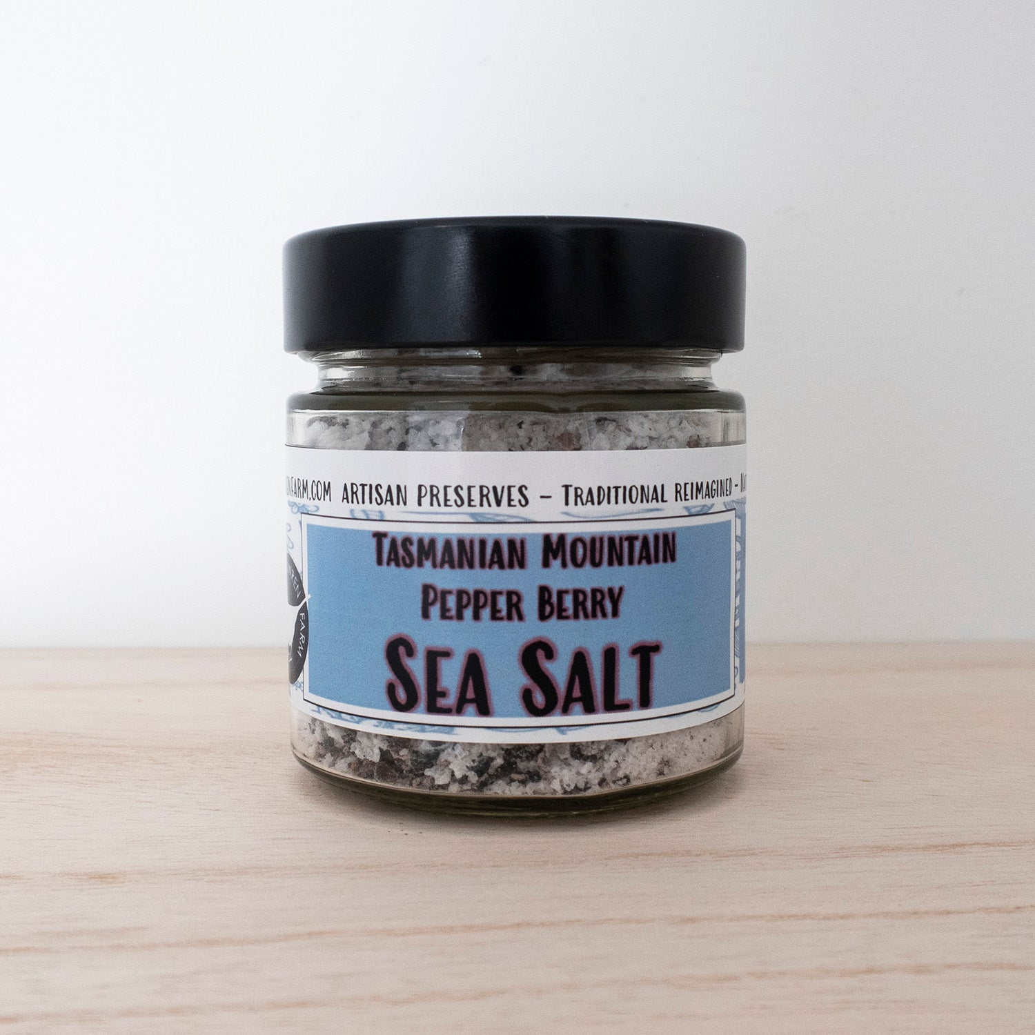 Mountain Pepper Berry Sea Salt