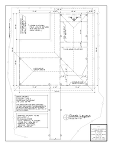 W II Dock Plan