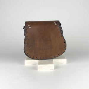 Tiggy Daisy Chain - Mini Hobo Vintage Brown