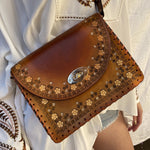 Tiggy Daisy Dream Jane - Shoulder Bag Cognac
