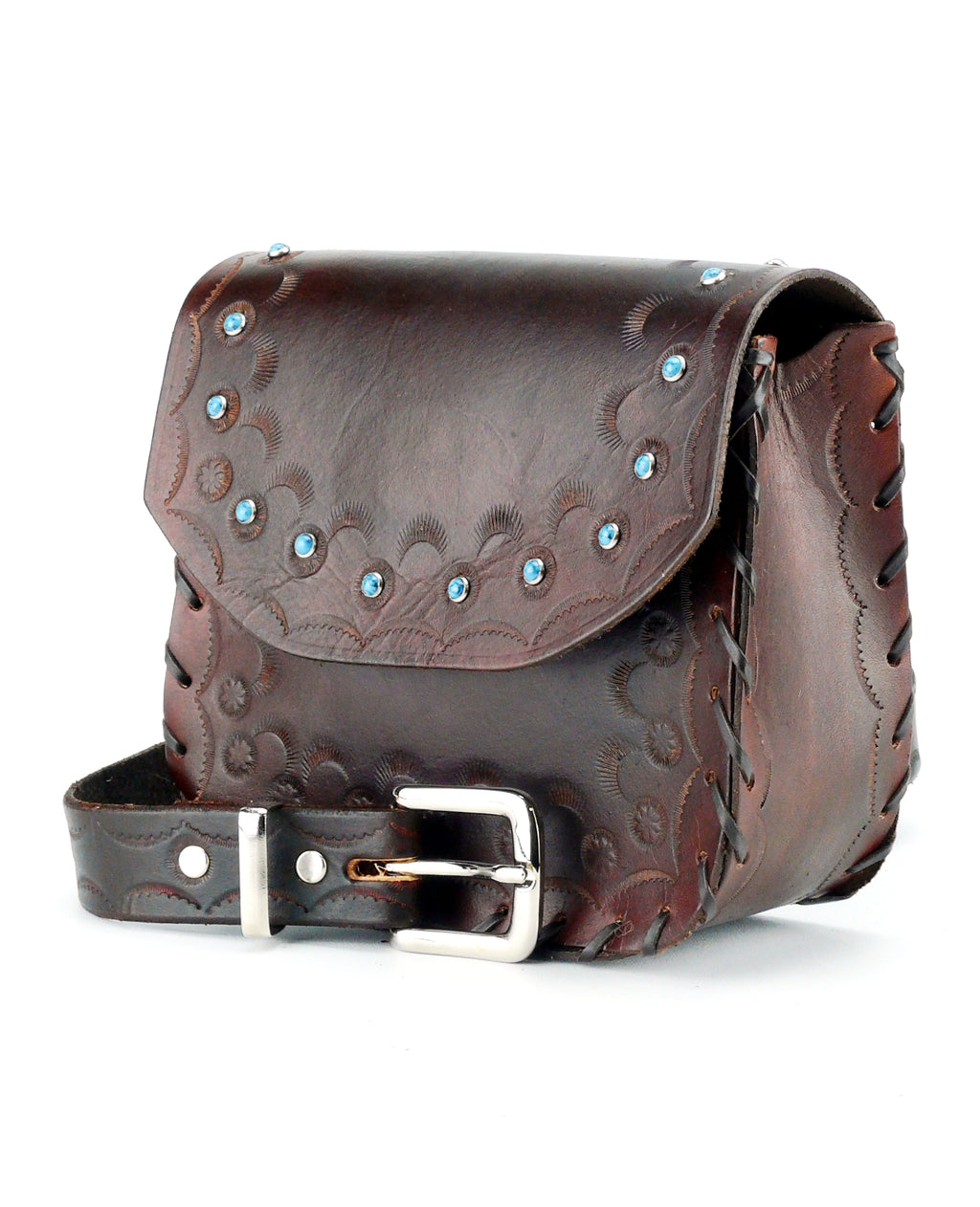 Tiggy Woodstock - Belt Bag Rustic Walnut