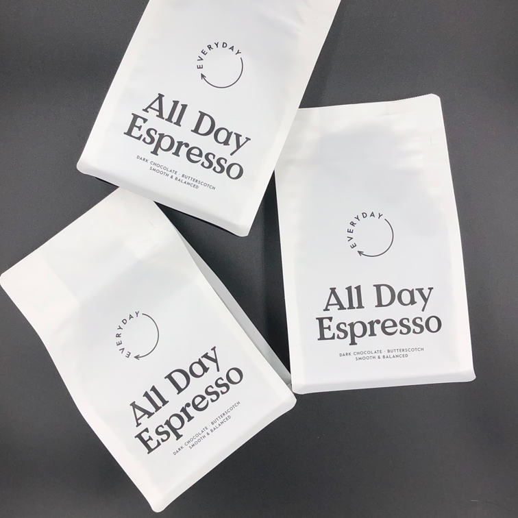All Day Espresso - Tuesday