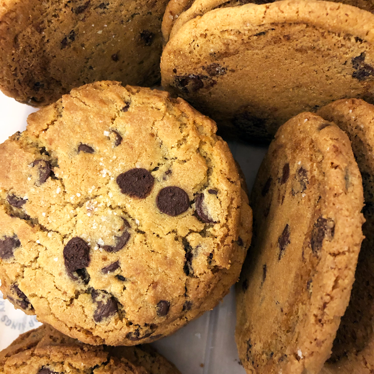 Chocolate Chip Cookie - Tuesday