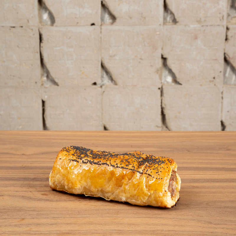 Pork Sausage Roll - Tuesday