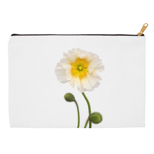 Sunburst Icelandic Poppy | Accessory Pouches