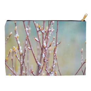 Hunter Creek Spring Snow | Accessory Pouches