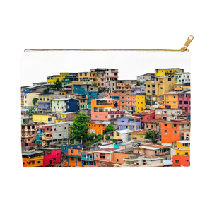 All the Colors in the World (Guayaquil, Ecuador) | Accessory Pouches